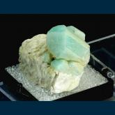 Microcline (var. Amazonite)